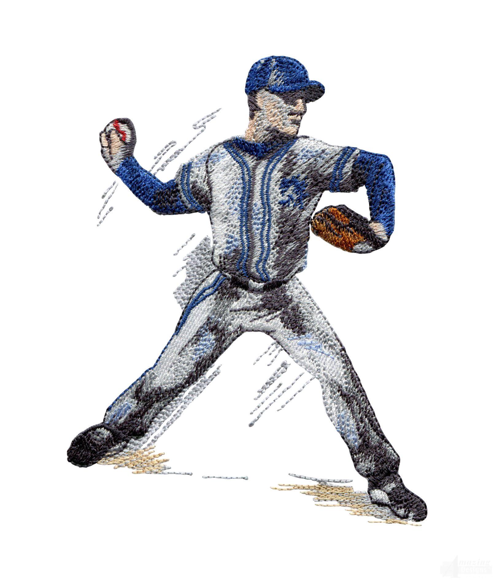 pitcher machine baseball
