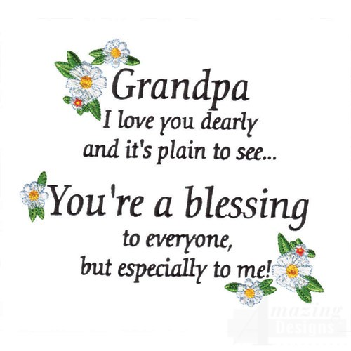Grandpa Quotes: Grandpa Poems And Quotes. QuotesGram