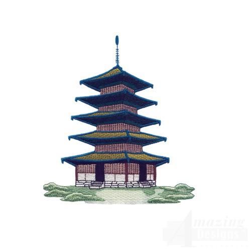 Pagoda for Pagoda house plans