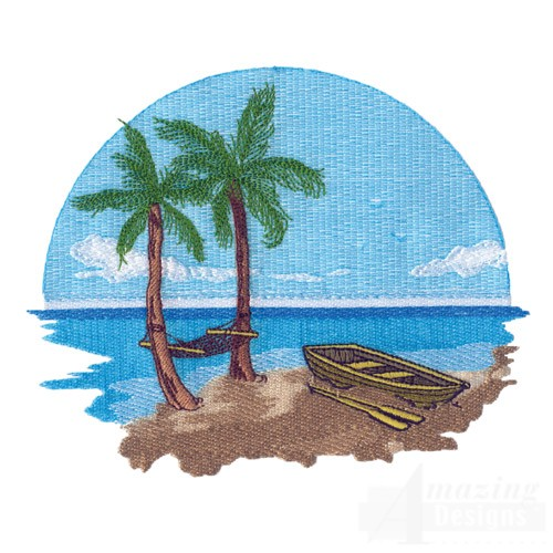 Beach scene for Beach design