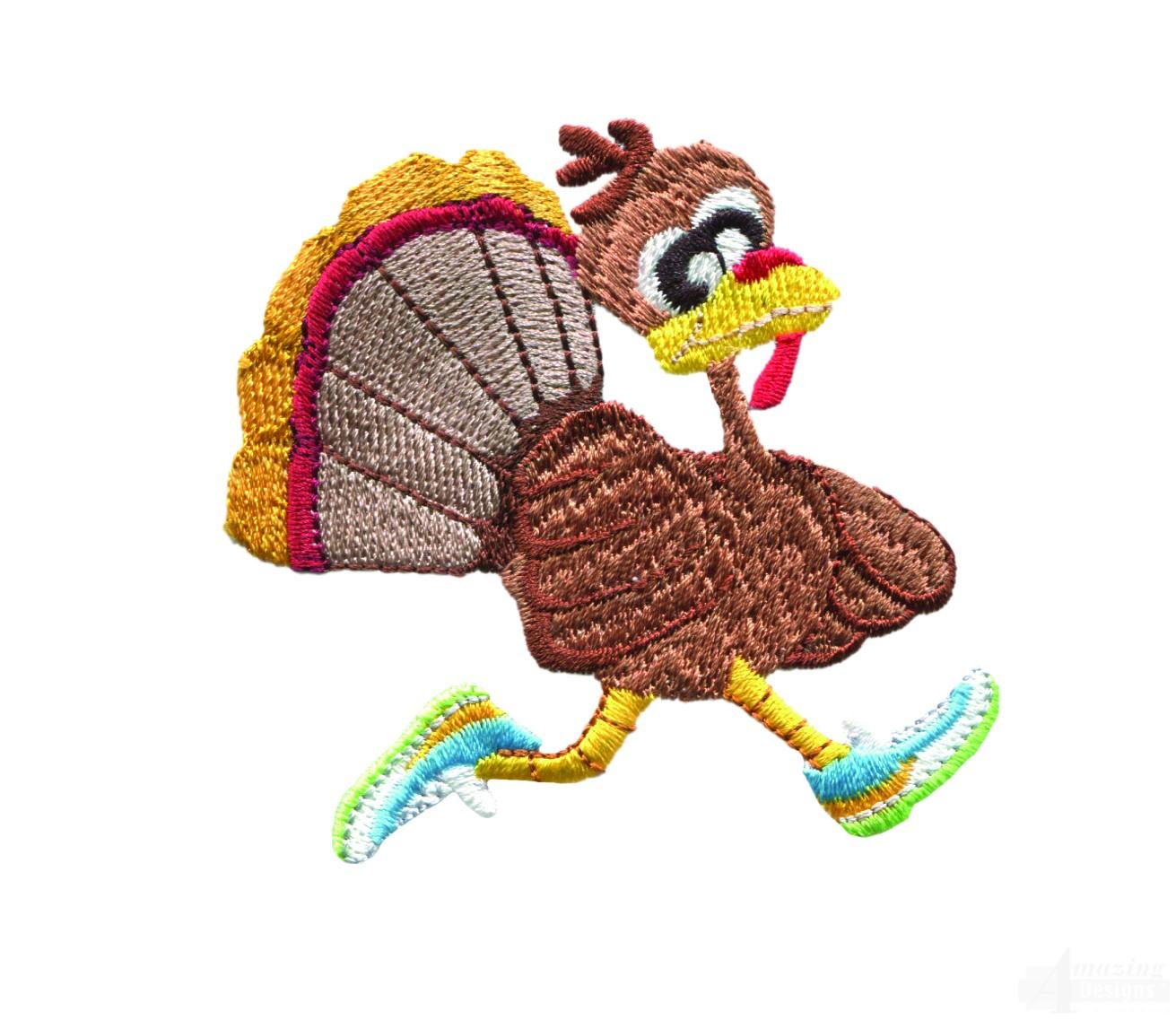 Running Turkey Running turkey