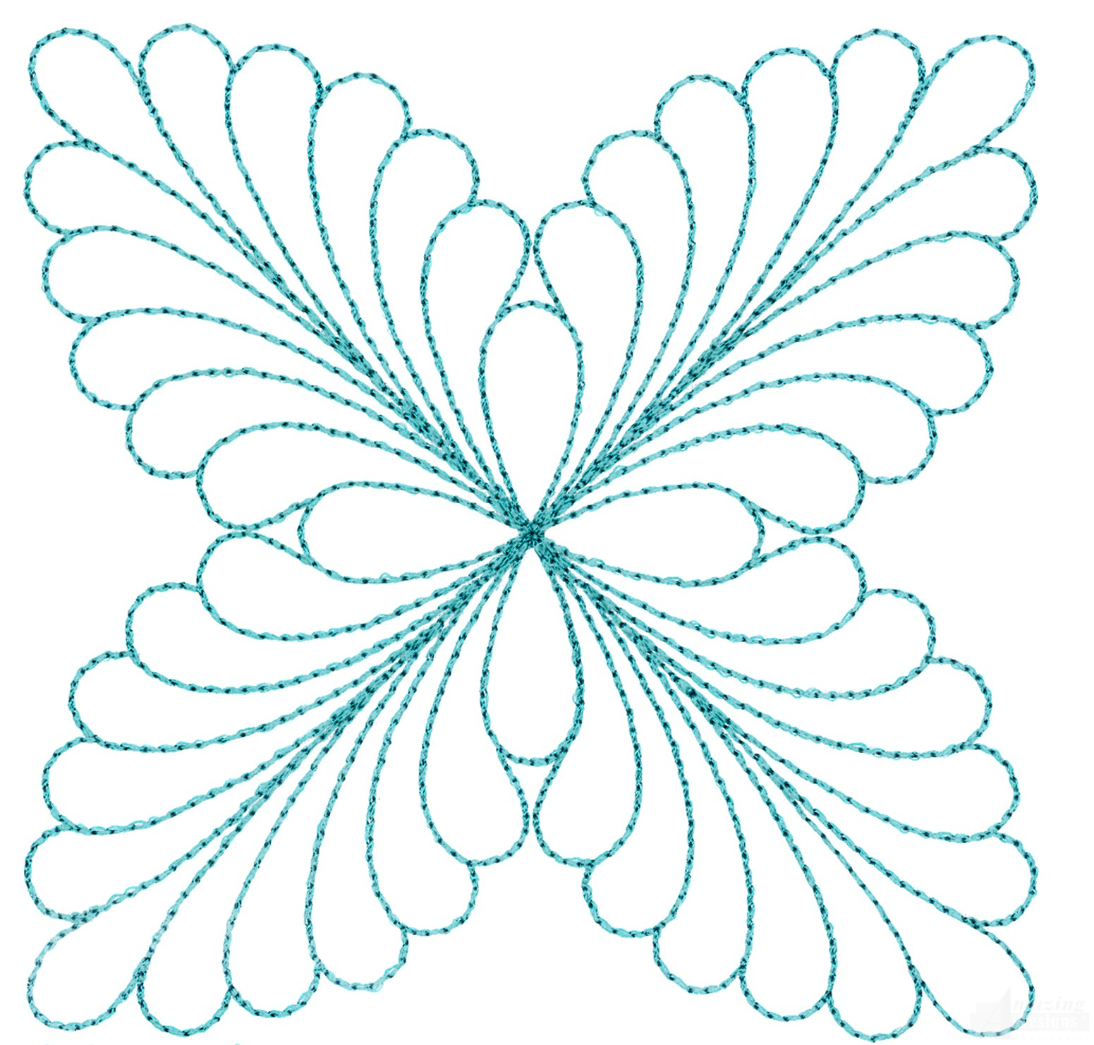 Quilt patterns v embroidery design collection