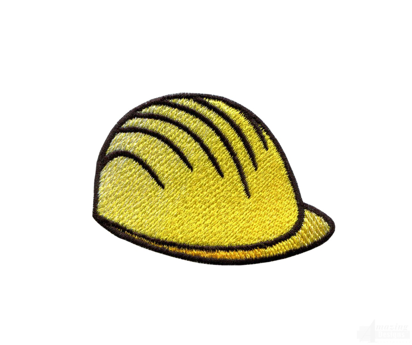 Construction Hat Free Embroidery Design