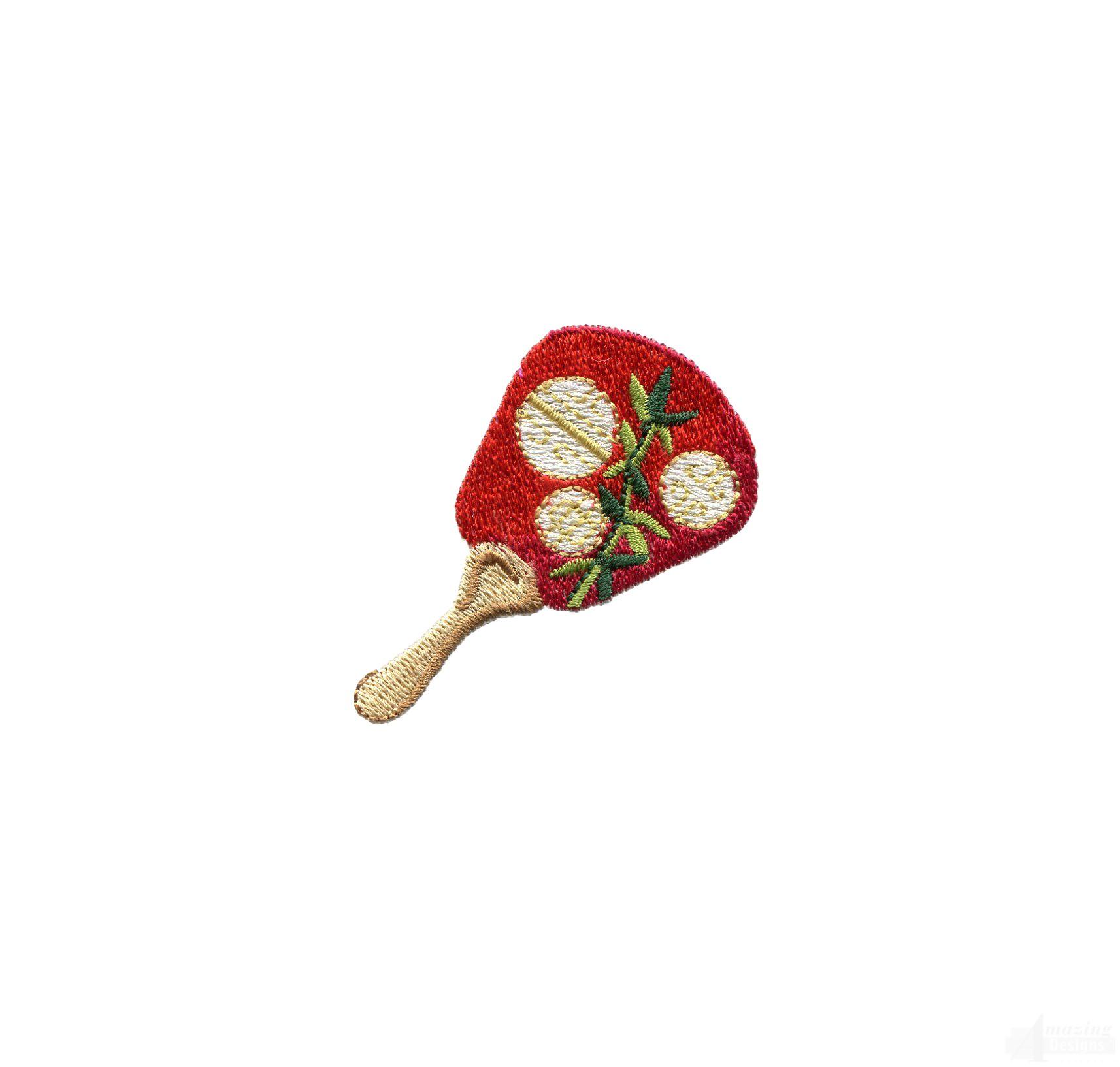 Swngg128 a geishas garden embroidery design for Garden embroidery designs