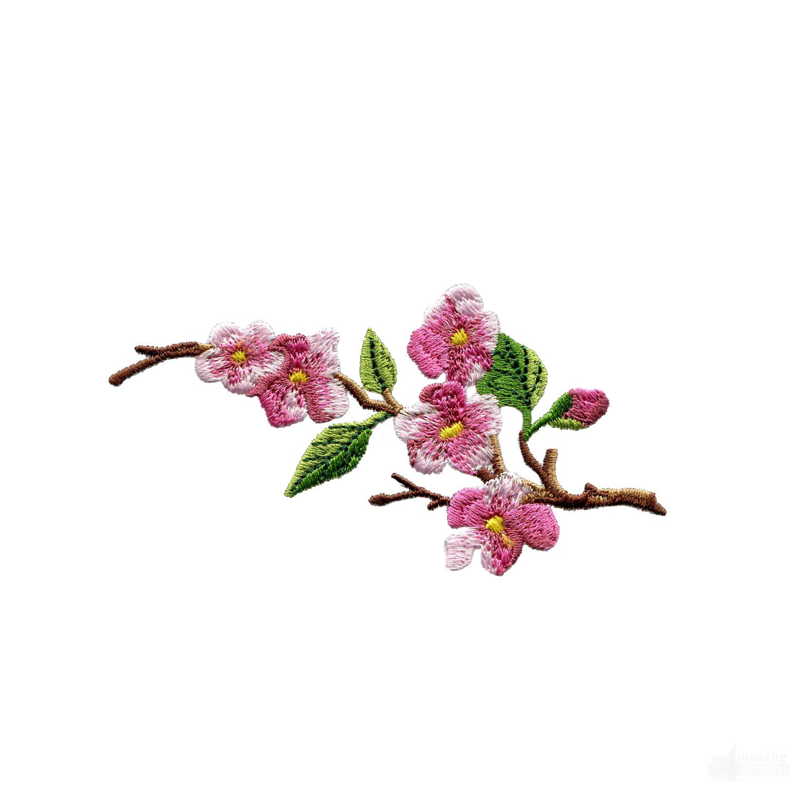 Swngg131 a geishas garden embroidery design for Garden embroidery designs