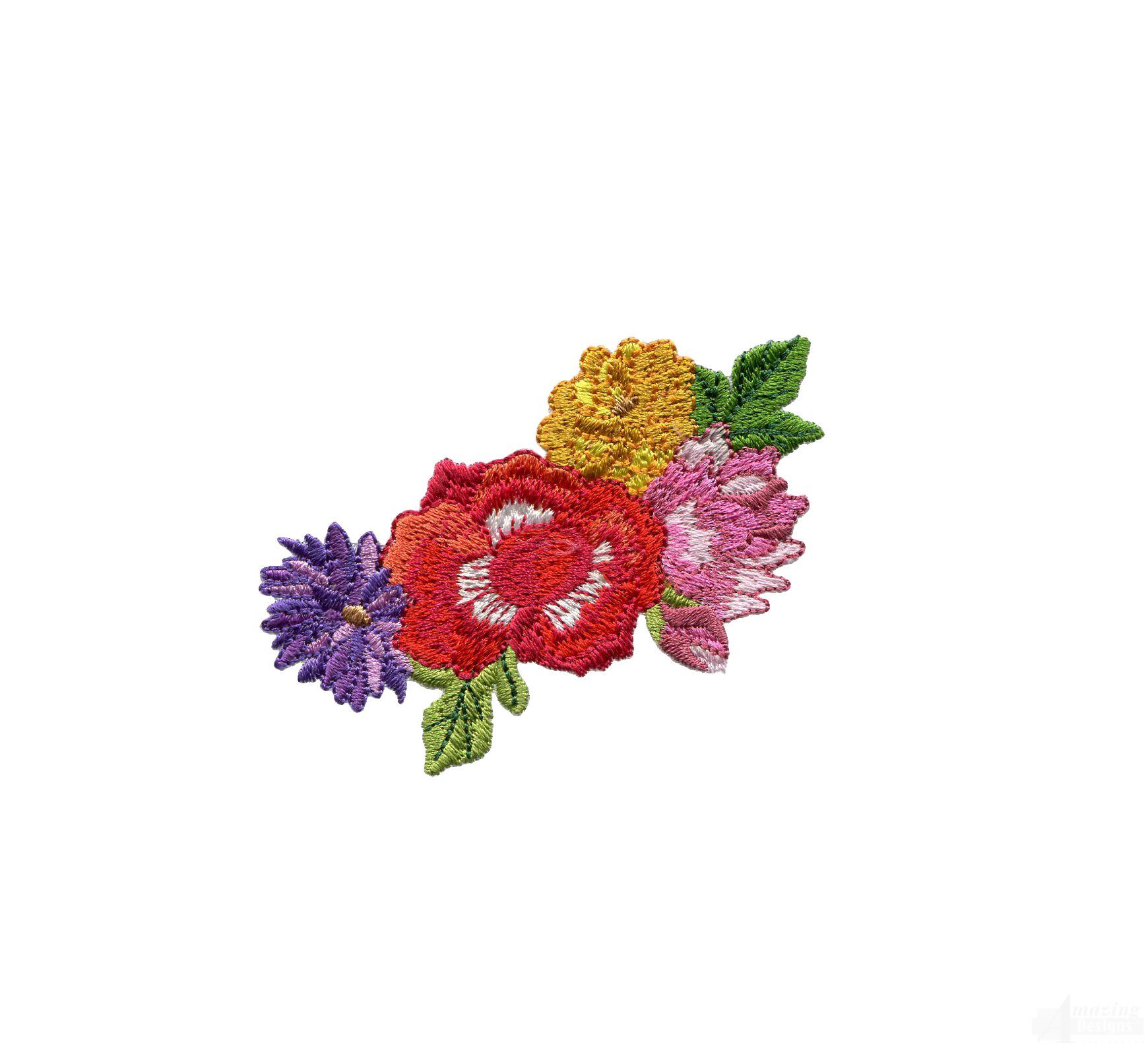 Swngg132 a geishas garden embroidery design for Garden embroidery designs