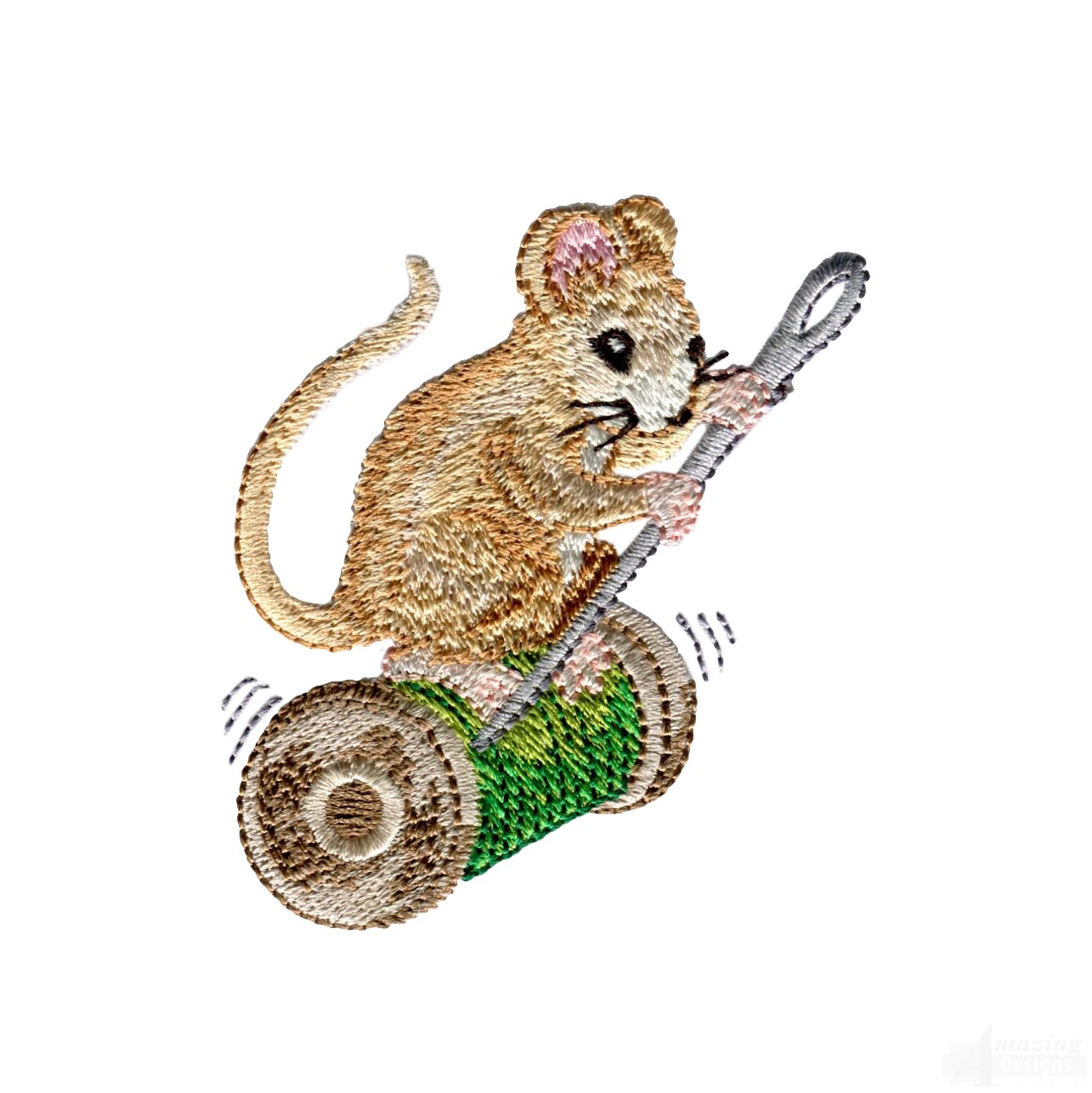Mouse Stitchery Embroidery Design Collection Animals Design