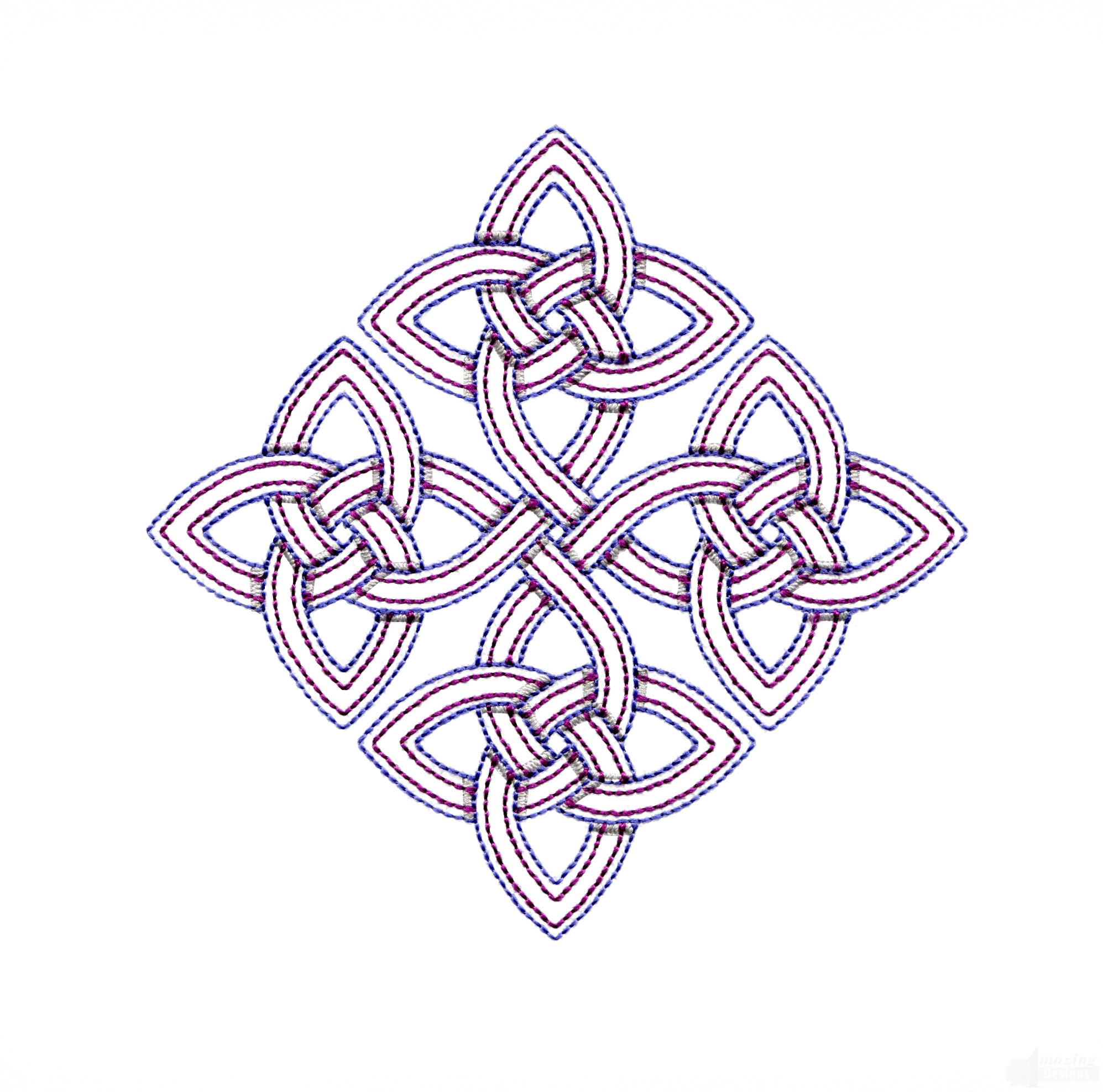 Celtic Applique Embroidery Designs