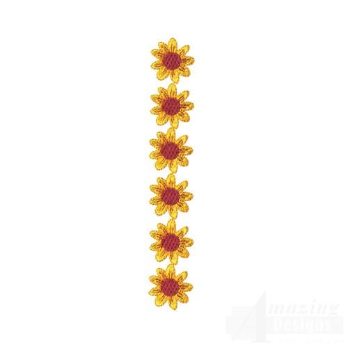 Sunflower Border