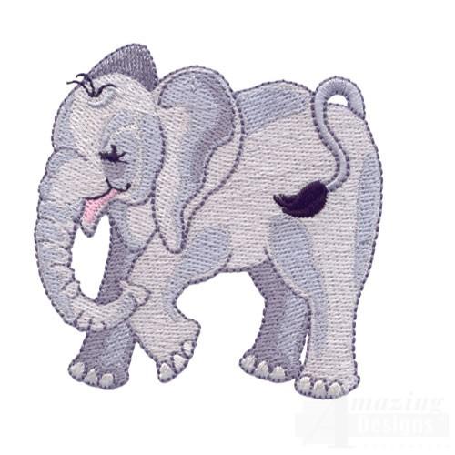 Similiar Embroidery Designs Baby Elephant Keywords