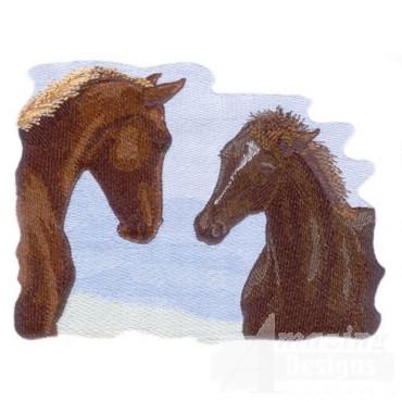 Horsehead Pair