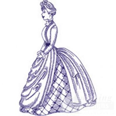 Victorian Lady3