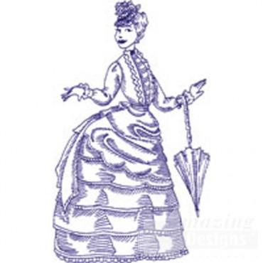 Victorian Lady4
