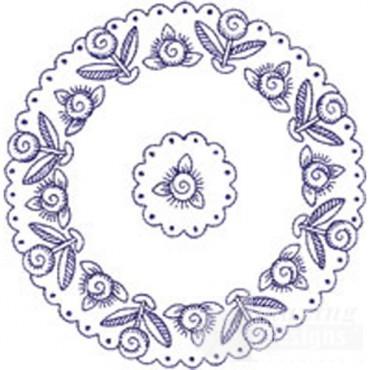 Floral Circle4