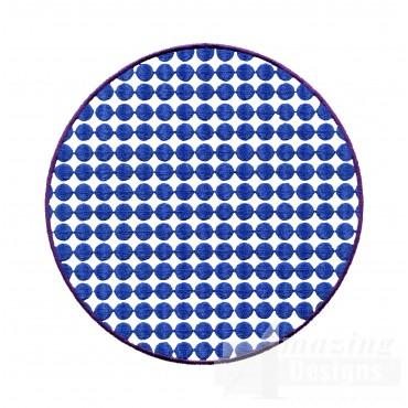 Decorative Applique 3 Embroidery Design