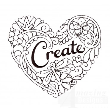 Create Embroidery Design