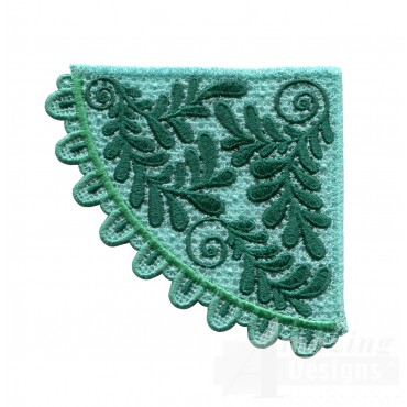 Lace405 Fashionable Lace Embroidery Design