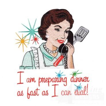 Dialing for Dinner