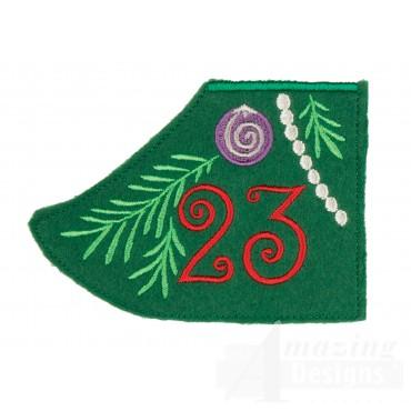 23 Advent Christmas Tree