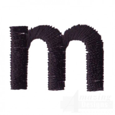 Lower Case M