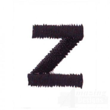 Lower Case Z