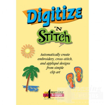 Digitize 'N Stitch