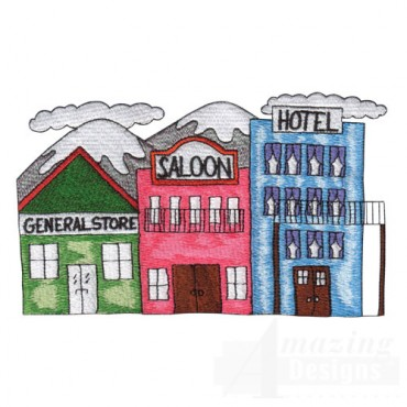 Store, Saloon, Hotel