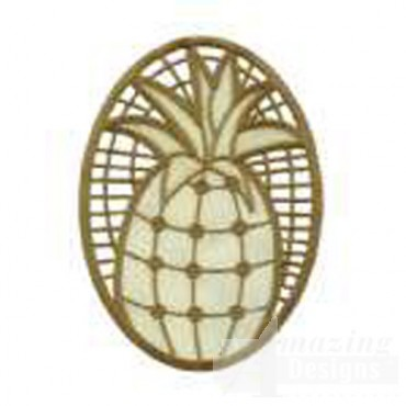 Cutwork Pineapple