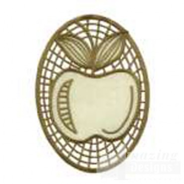 Cutwork Apple