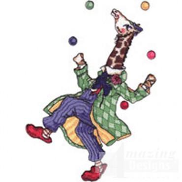 Juggling Giraffe