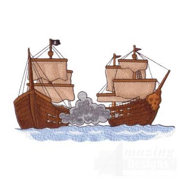 Battling Ships