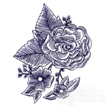 Toile Rose