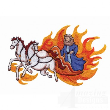 Elijah And Chariot Of Fire