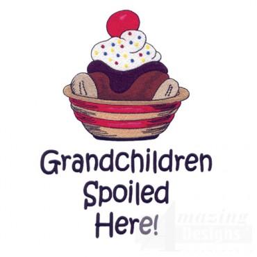 Spoiled Grandkids