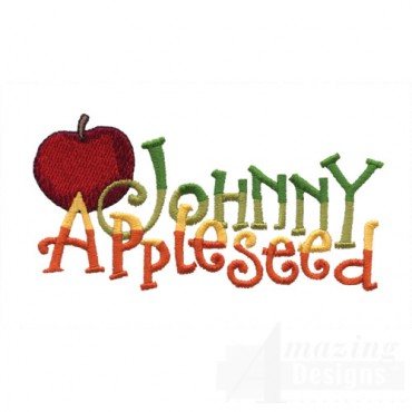 Johnny Appleseed Text