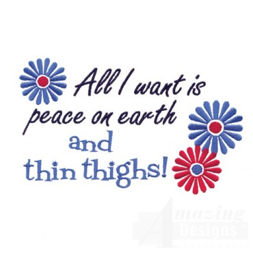 Thin Thighs