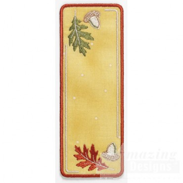 Autumn Bookmark