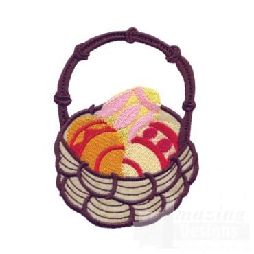 Applique Easter Basket