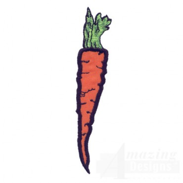 Applique Carrot
