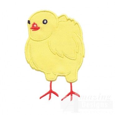 Applique Chick 2