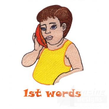 1st Words
