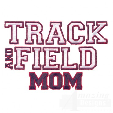 Track And Field Mom
