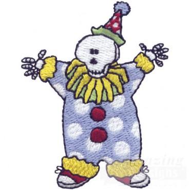 Clown Skeleton