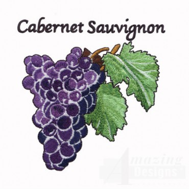 Grapes Cabernet Sauvignon