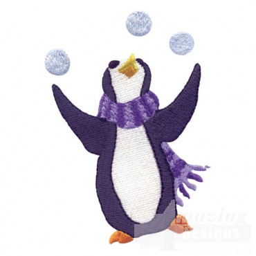 Juggling Penguin