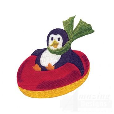 Penguin Sled