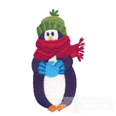 Cold Weather Penguin