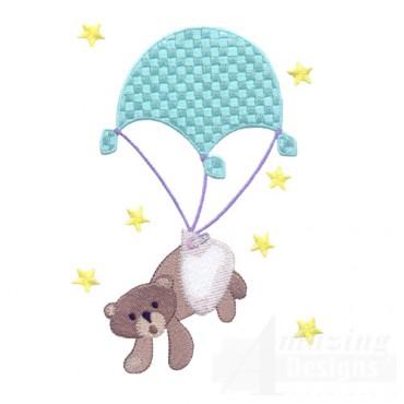 Barachute Bear 2