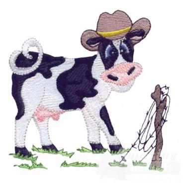 Cowboy Cow