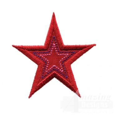 2 Inch Starburst Center